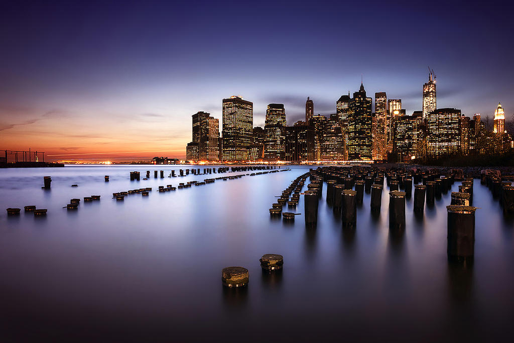 New York City by ~Durdenyr