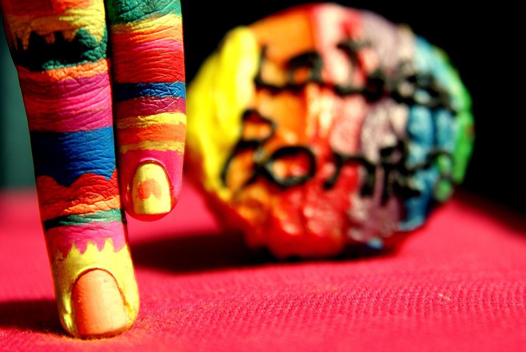 Color it by La-Isla-Bonita