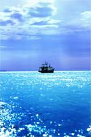 Sail Into Eternity by La-Isla-Bonita