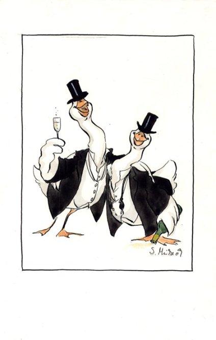 Gentlemen by cidaq