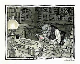 The Entomologist by cidaq