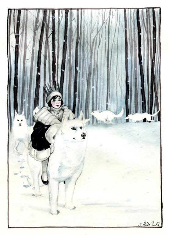 Winter Child by cidaq