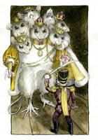 Nutcracker and Mouseking by cidaq