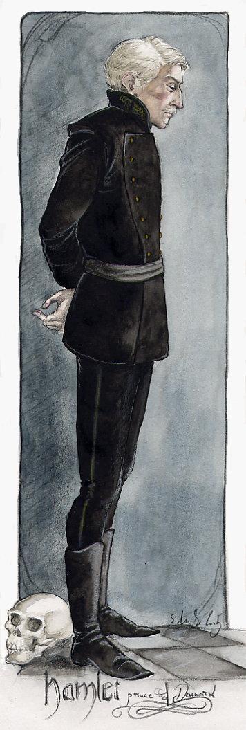 Hamlet by cidaq
