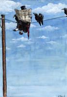 On the line... by cidaq