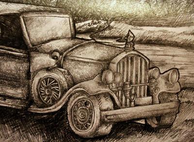 Car, Practice by Sahfire14