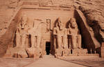 Temple of Ramesses the II