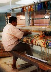 Weaving carpets by ruthsantcortis