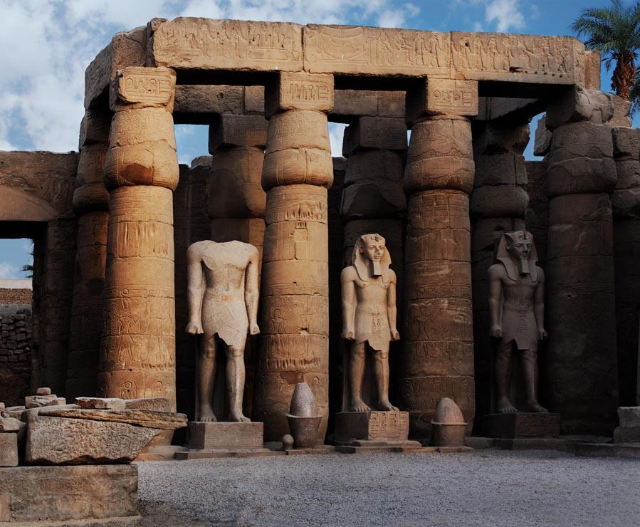 Karnak Temple by ruthsantcortis