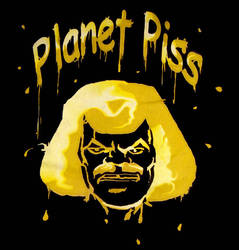 Planet Piss by AndrewSalt