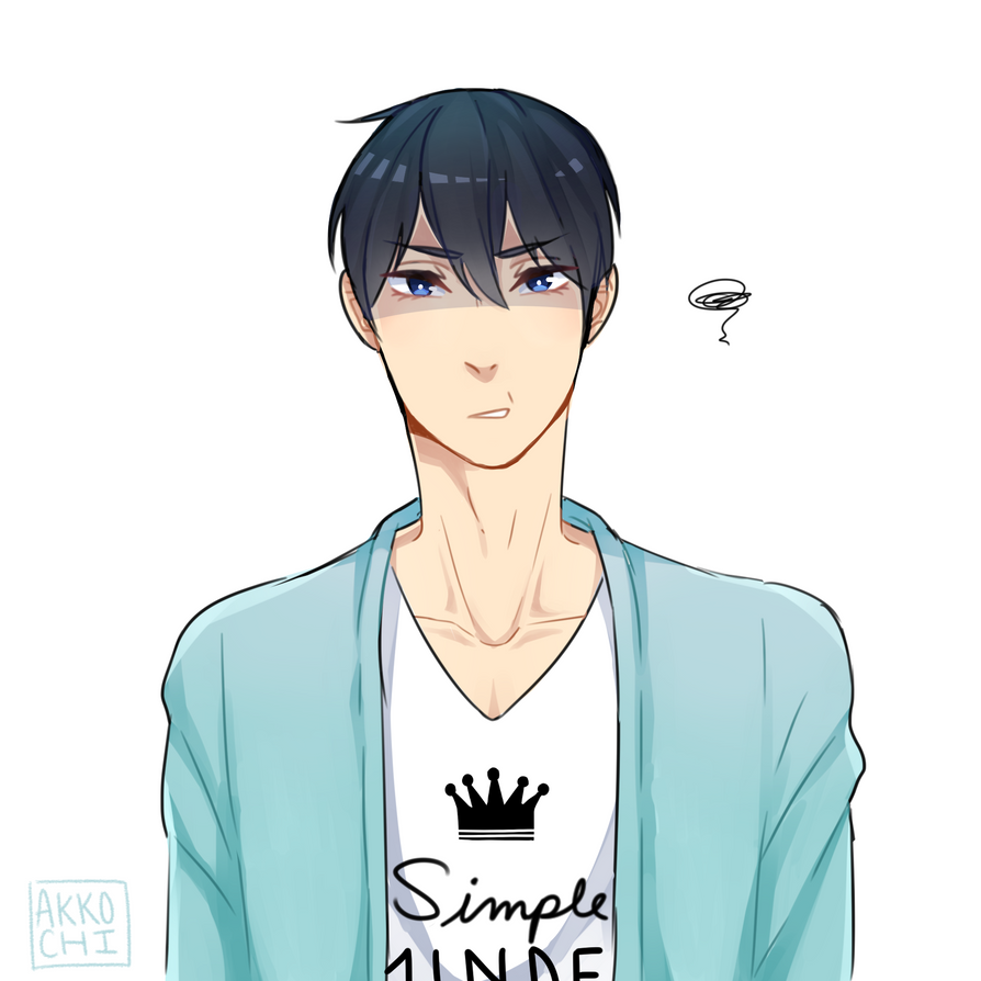 Kageyama pouting by akkochi