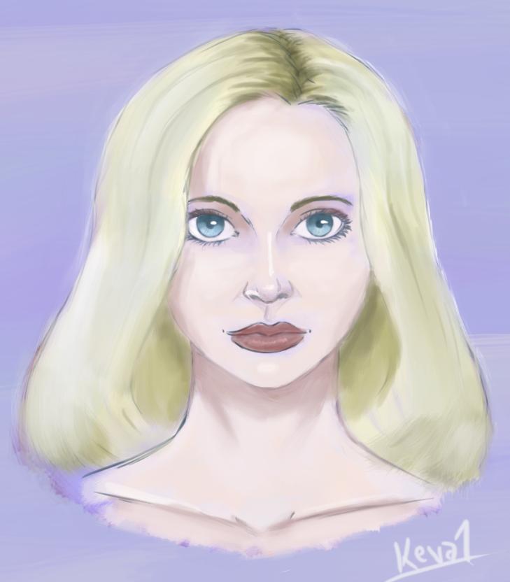 Blonde by gentlemankevs