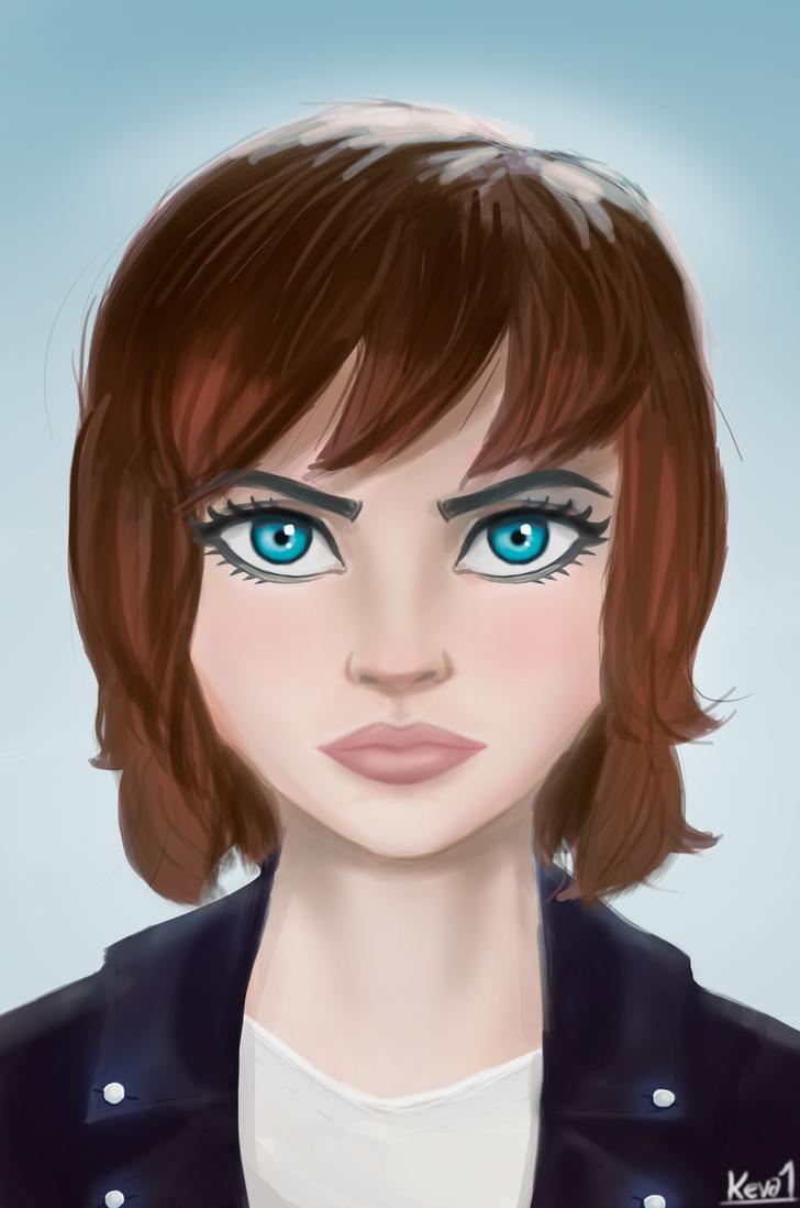 Behind Blue Eyes by gentlemankevs