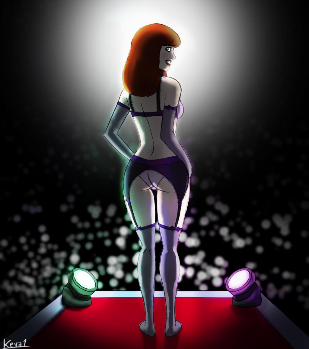 Lingerie Model by gentlemankevs