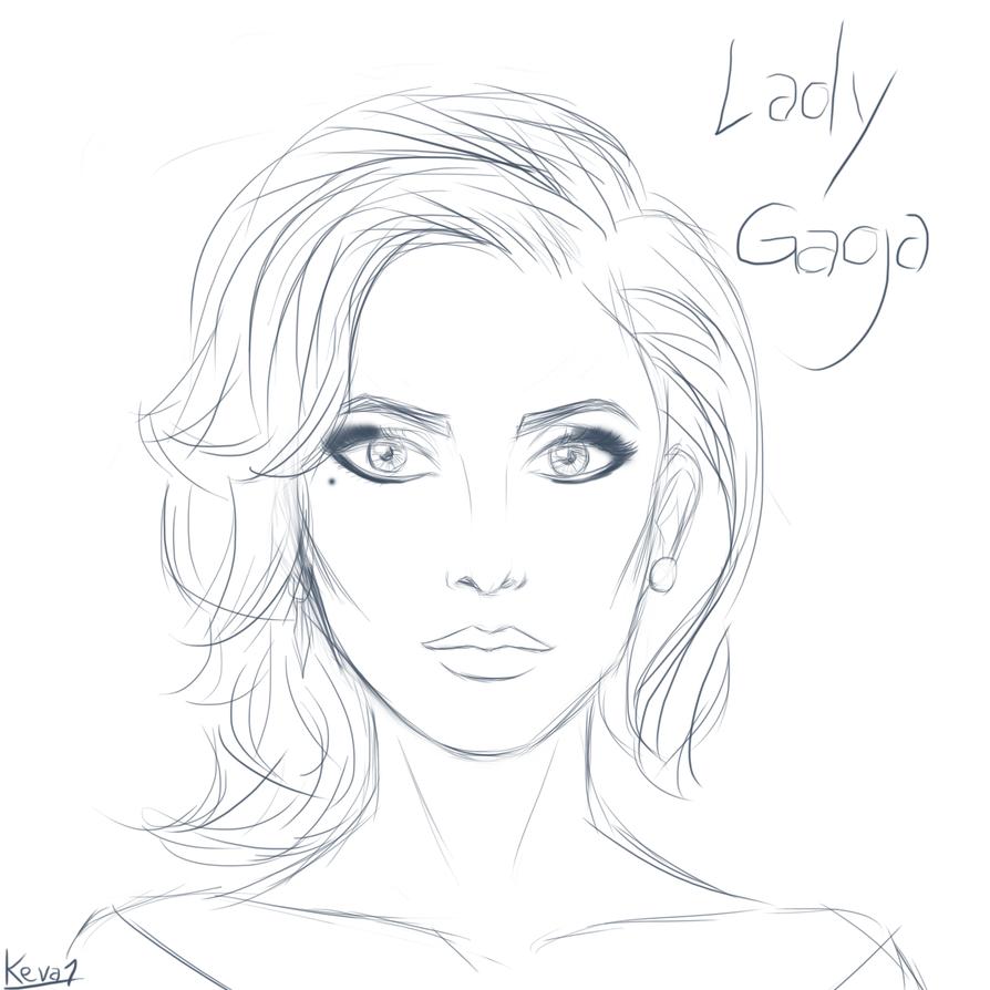 Gaga by gentlemankevs