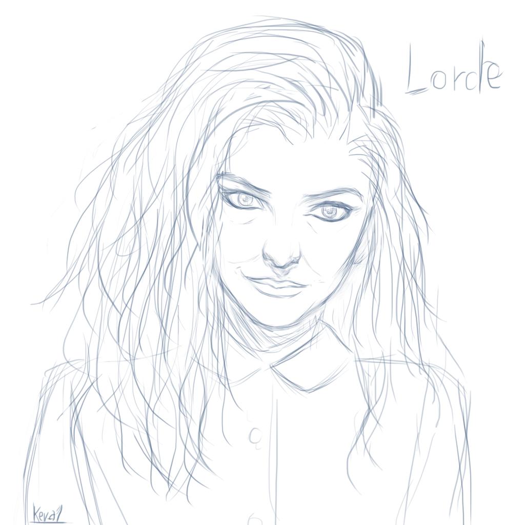 Lorde by gentlemankevs