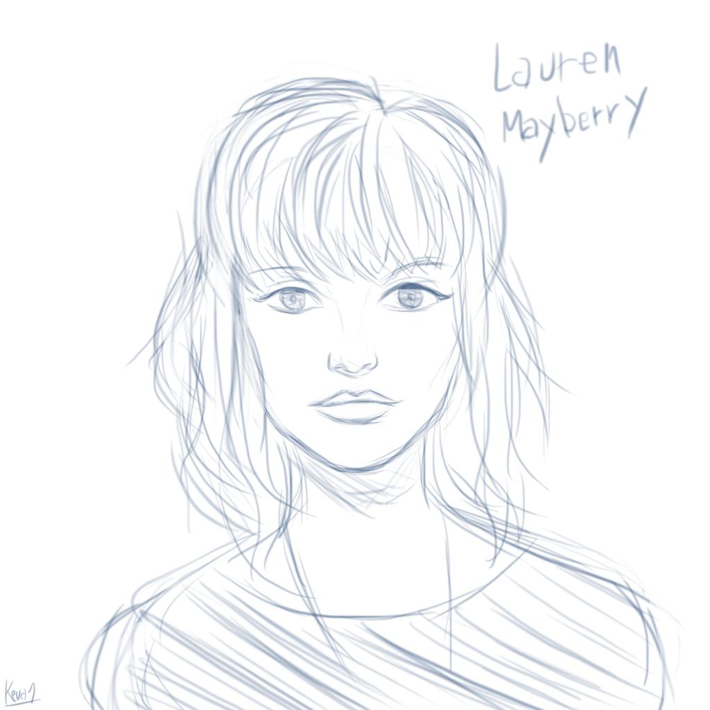 Lauren Mayberry by gentlemankevs