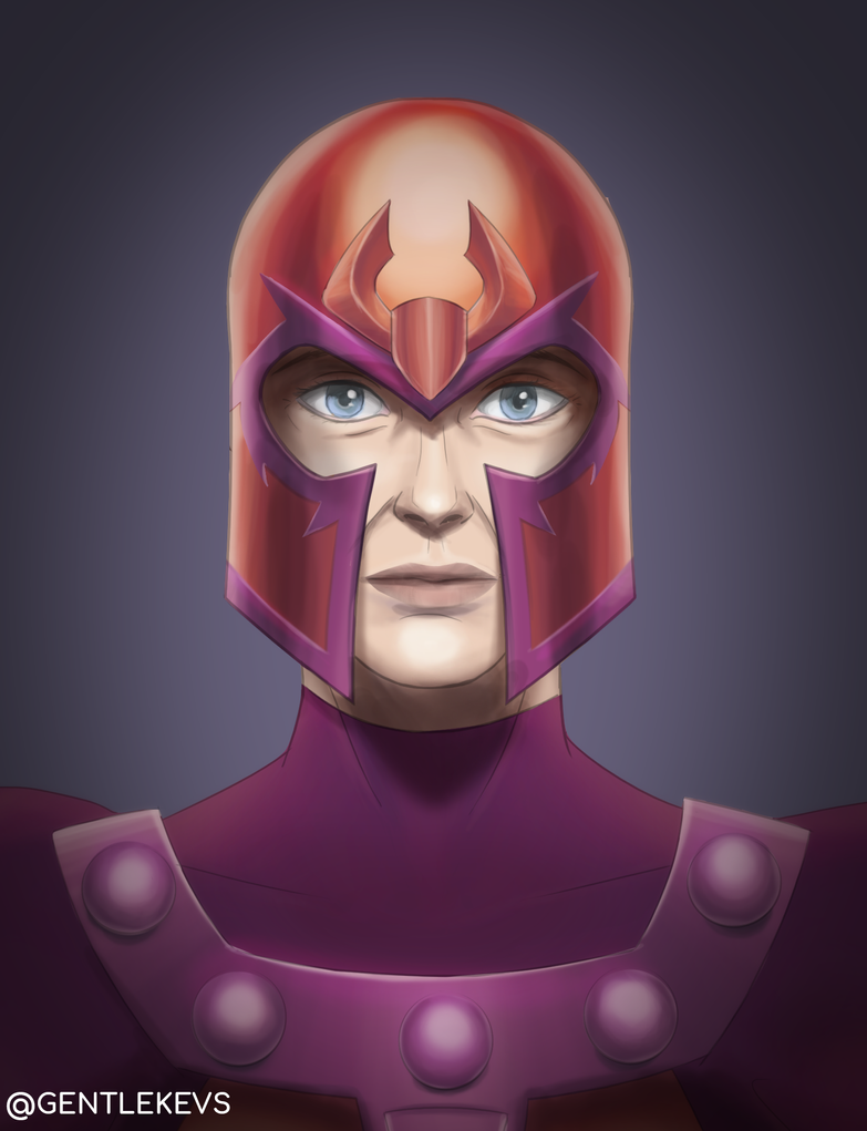 Magneto by gentlemankevs