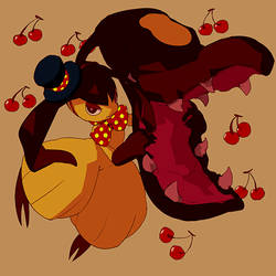 mawile + cherry