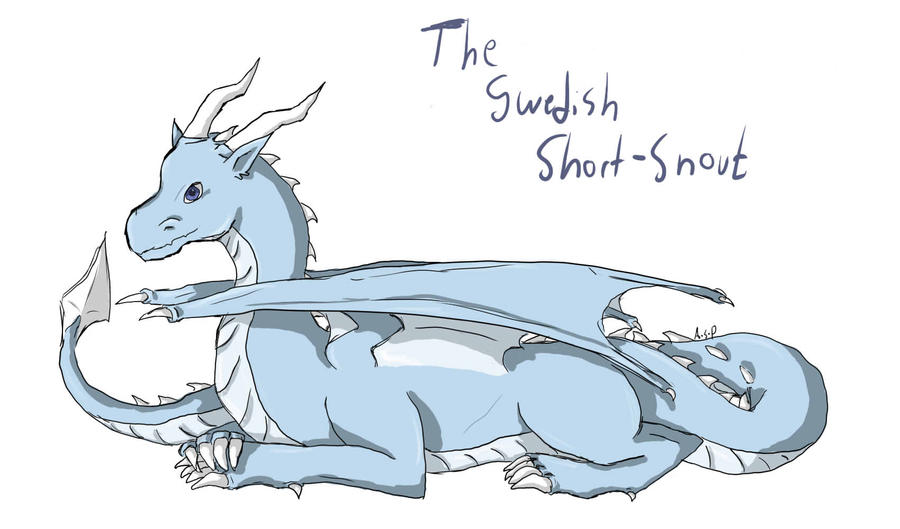 The Swedish Short-Snout by RoseFelicis on DeviantArt