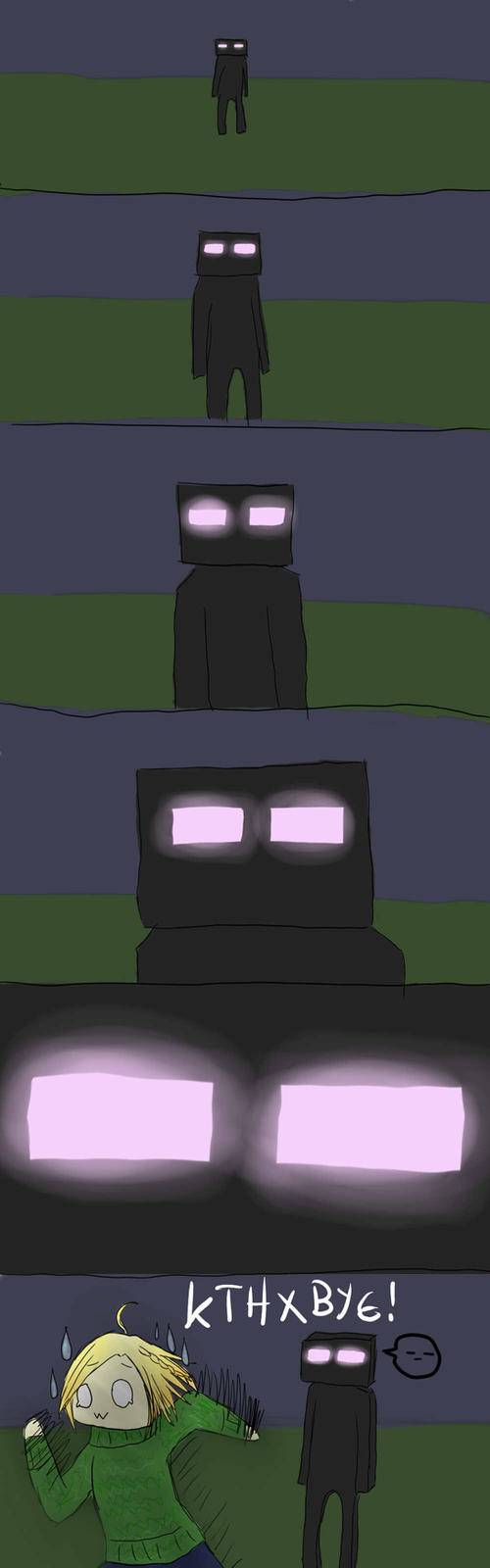 enderman and creeper love story 13419 usbdata