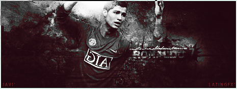 Cr7 at Manchester by ThiagoGFX