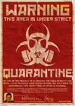 REPO: Quarantine Area Poster