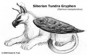 Opinicus rossiyatundrus by tranimation-art