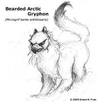 Microgrif barbe arktikosaris by tranimation-art