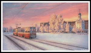 The Russian Tram