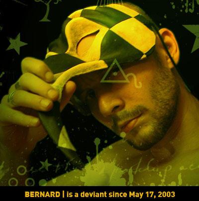 bernard's Profile Picture