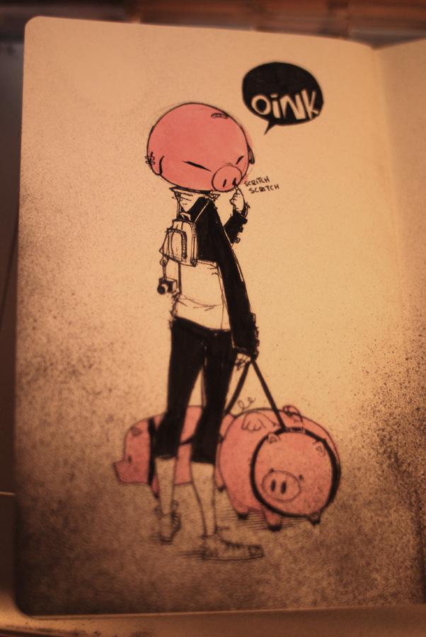 Sketchbook01 by SWEI