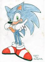 Sonic the Hedgehog by LiJacob888