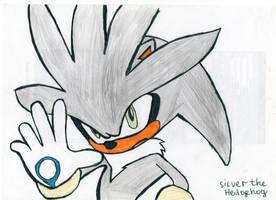 Silver the Hedgehog by LiJacob888