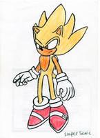 Super Sonic by LiJacob888
