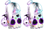 Lenore Sugar Skull for VanityVixen - YCH by Pixie-1887