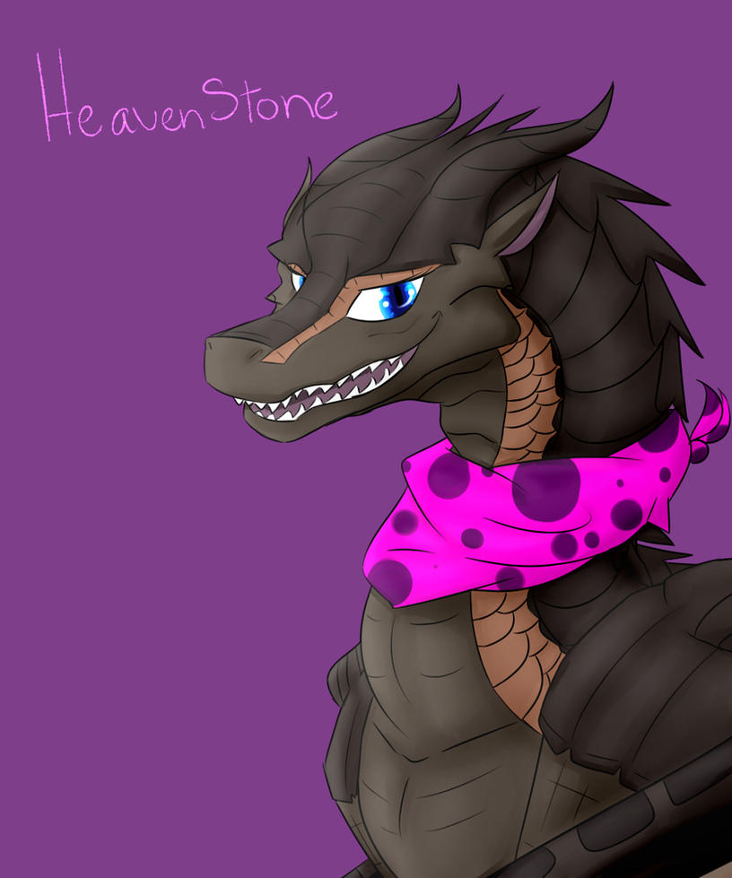 ARTTRADE|Heavenstone by BloodyMangle