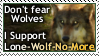 for... Lone-Wolf-No-More by cpetten