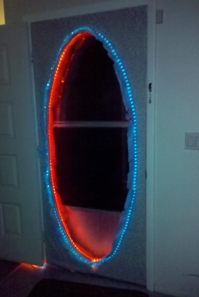 Front Door Portal By Rickf7666 On Deviantart