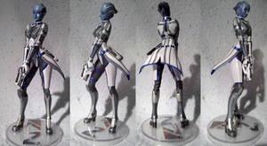 Liara T'Soni Bishoujo Statue