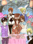 ::Request:: The Band in Wonderland