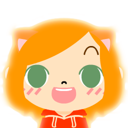 Cute Orange Kitty Girl Icon F2u By Narangie On Deviantart