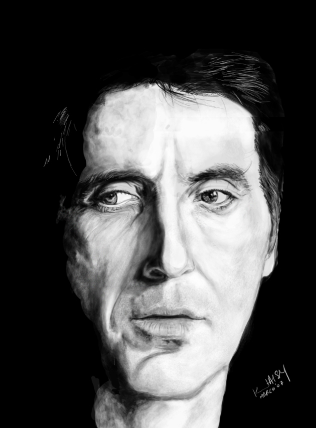 al pacino by kasblue