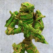 Golden Twist tie RECON armor by Twisttie-Dude