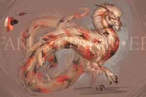 Koi Dragon Adopt [OPEN] by efaru