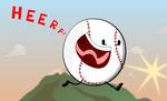 Yelling HEERF Baseball