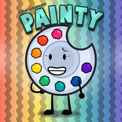 Object Show Recreations #3 - Paint Palette (OLD) by OfficialHHJ