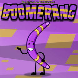 Object Show Recreations #10 - Boomerang (TOATI) by OfficialHHJ