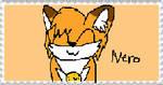 gift Nero Stamp by IzaStarArtist17