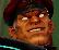 M.Bison streetfighter V icon